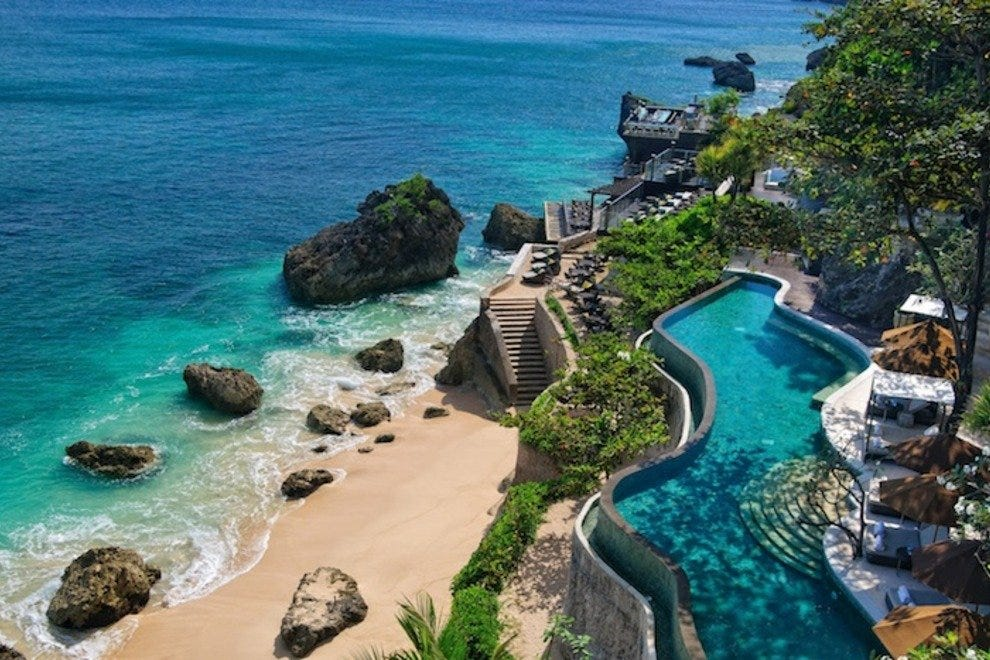 10Best Loves the Pool at Bali's AYANA Resort and Spa