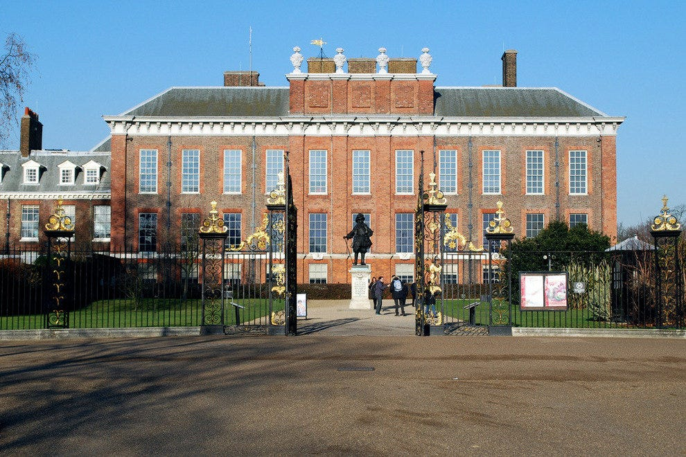London's Working Royal Palaces