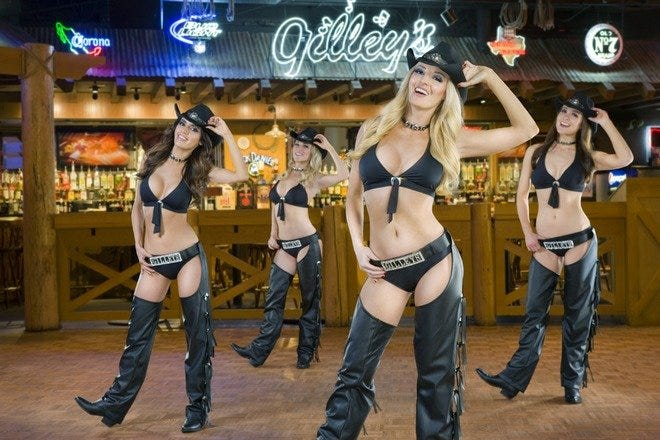 Gilley's Saloon, Dance Hall & BBQ