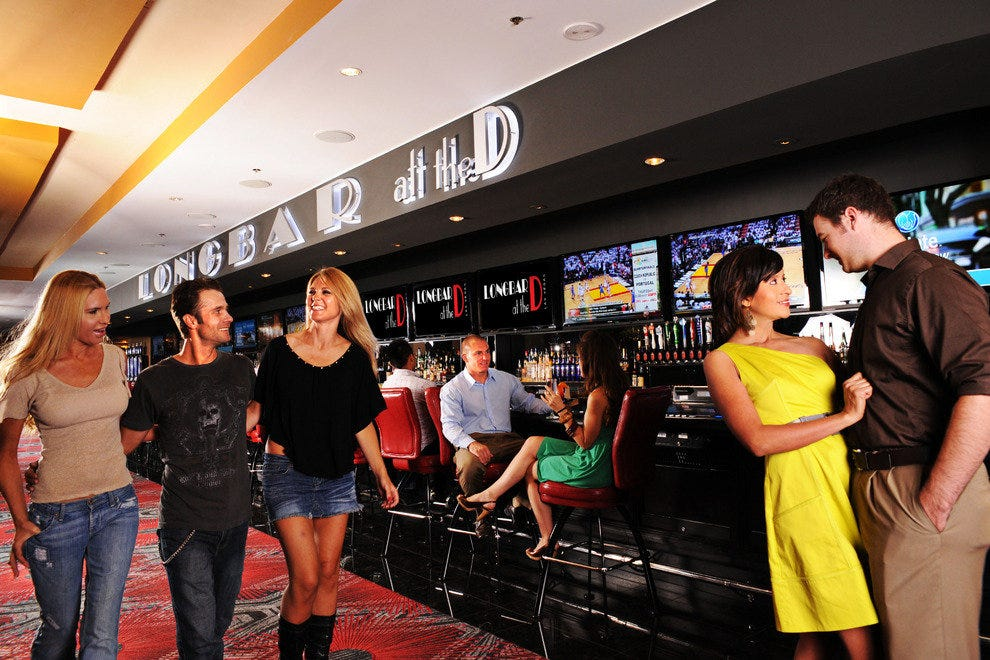 Best Pickup Bars In Vegas