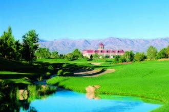 Primm Valley Golf Club – Desert
