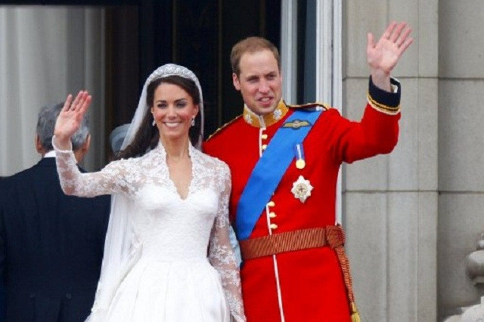 Newlyweds Wills & Kate - Now Royally Preggers!