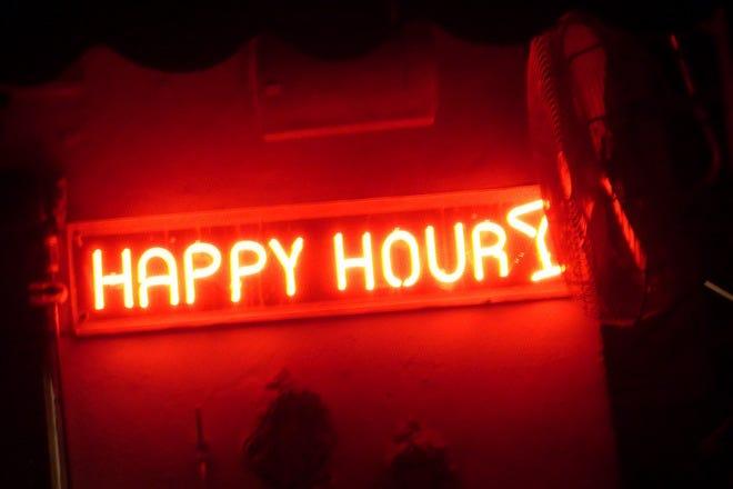 Happy Hour in Kauai