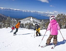 Tahoe, NV/CA, USA Overview Slideshow