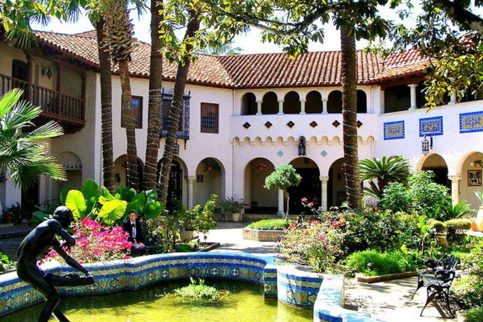 Mcnay Art Museum In San Antonio San Antonio Attractions