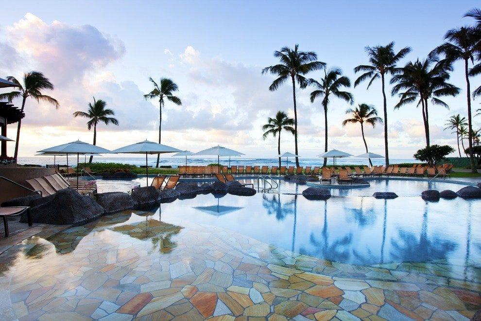 Tropical Island Beach Ambience Sound: 10Best Loves The Beachfront Pool At The Sheraton Kauai