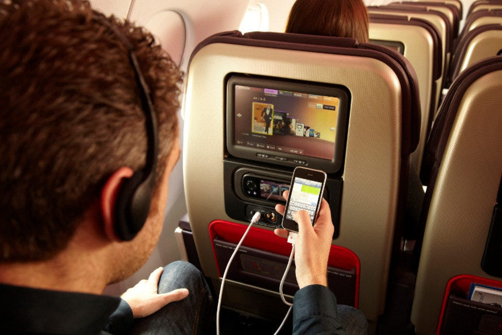 Switching Off Data During International Travel