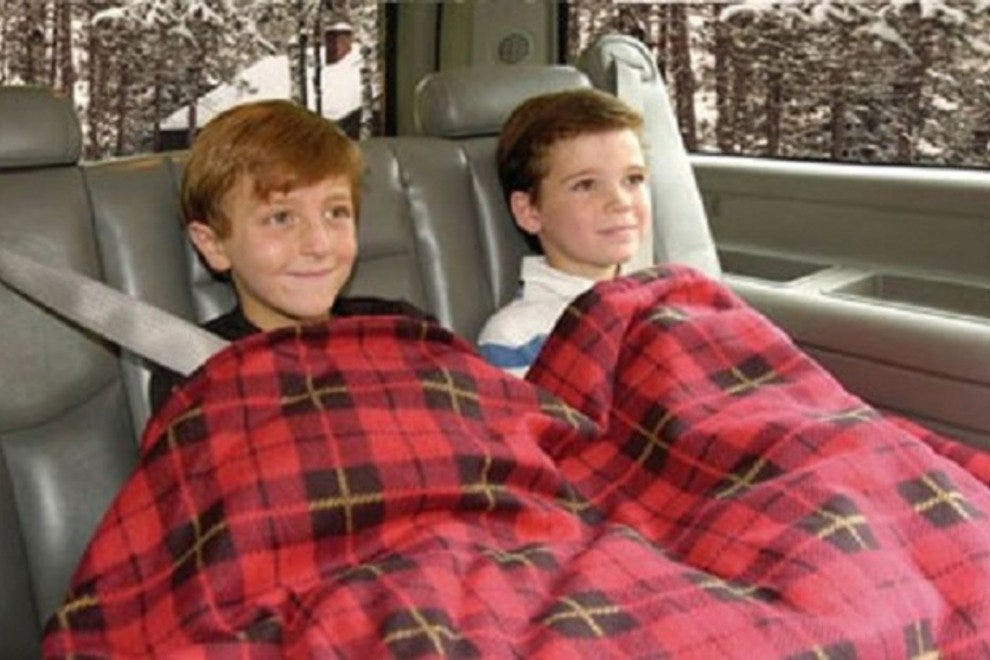 Car Cozy 2 Electric Travel Blanket