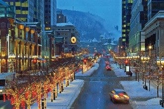 10Best: Charming Montreal in Winter