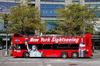 10Best Takes Gray Line Bus Tour of NYC