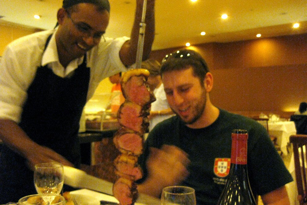Area Code 55 Brazilian Steakhouse