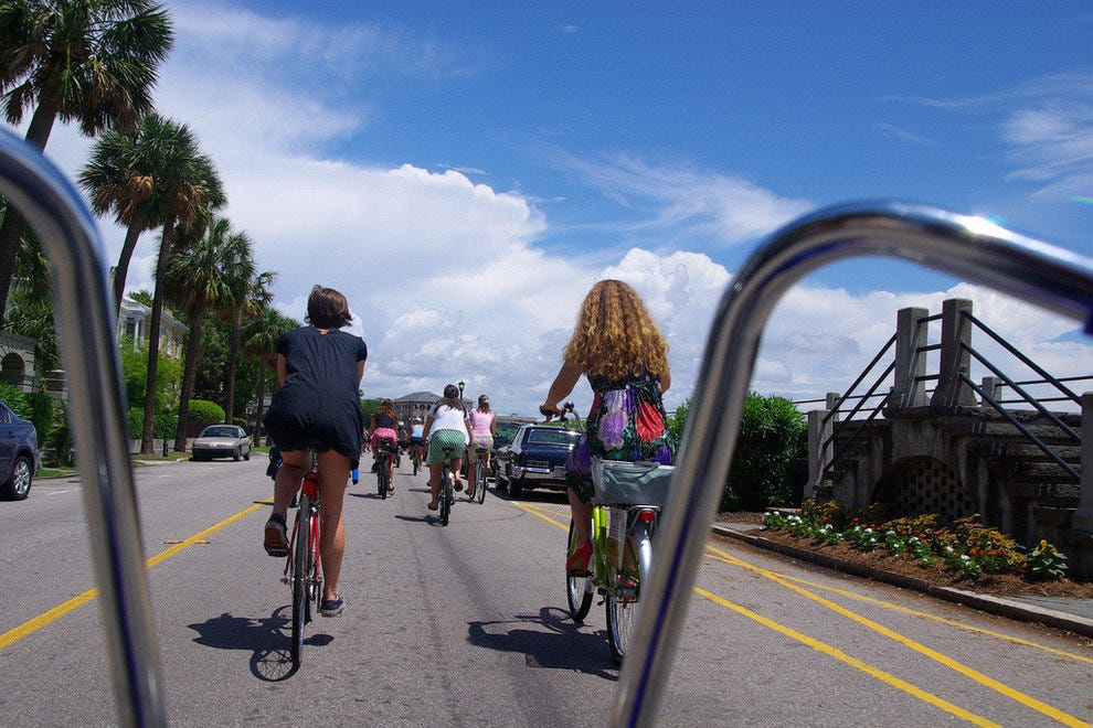 10Best Visits Cycling Haven of Charleston, SC
