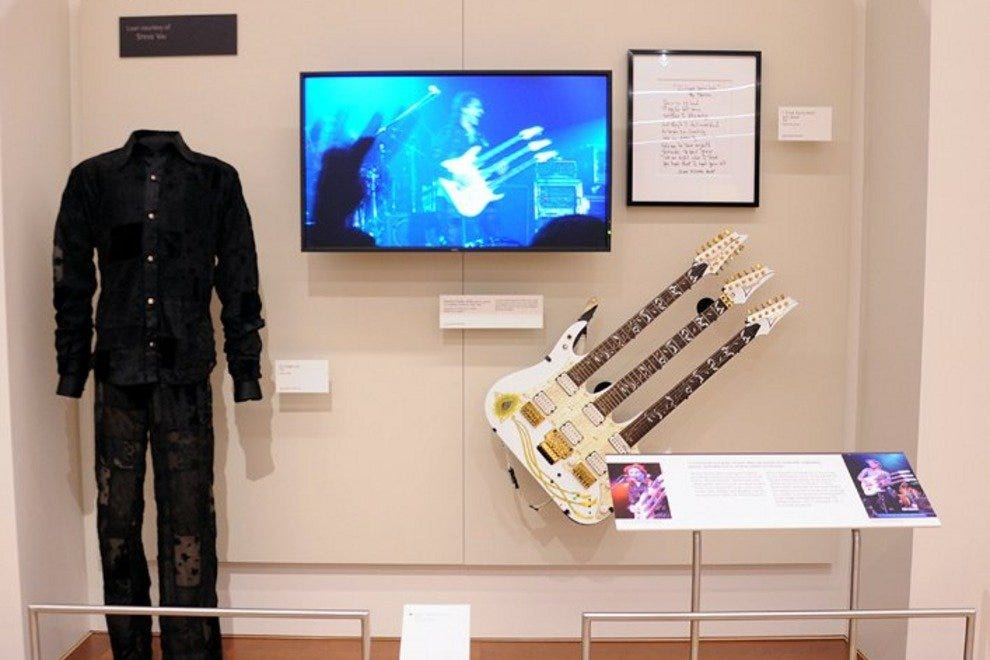 Explore musical instruments from around the world and get an up close look at famous musical artifacts at the huge Musical Instrument Museum.