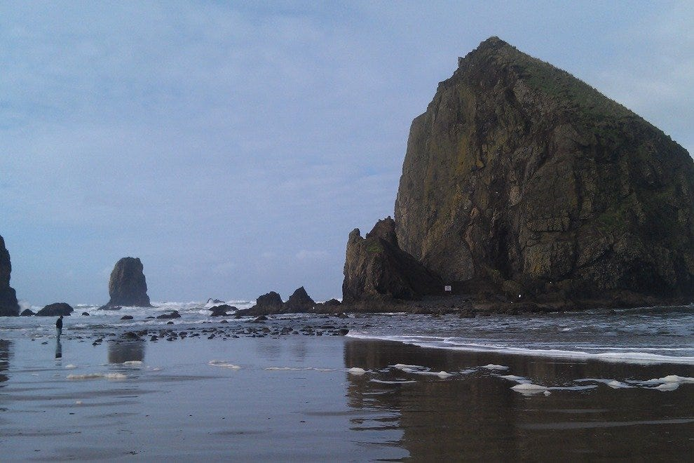 Haystack and Needles - Canon Beach, OR