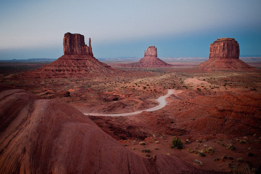 Monument Valley Road, Monument Valley, Utah