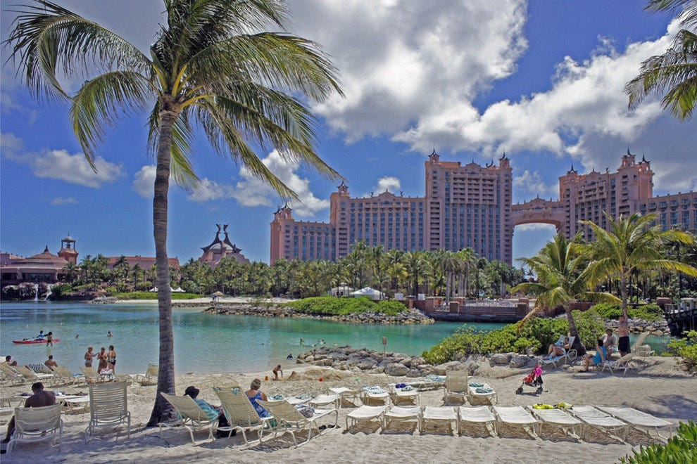 10 Best Reasons to Take the Kids to Paradise Island, Bahamas