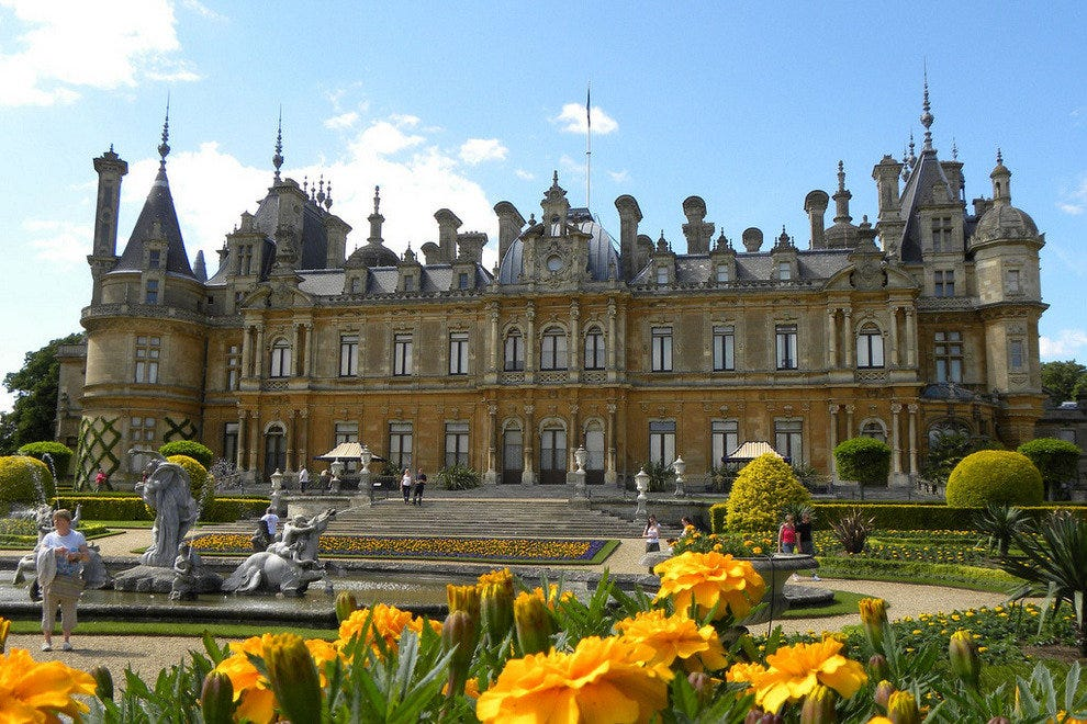 10best visits downton abbey setting of yorkshire slideshows photo gallery by - Chateau de downton abbey ...