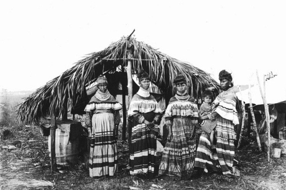 Seminole Indians - The Tribe of Florida