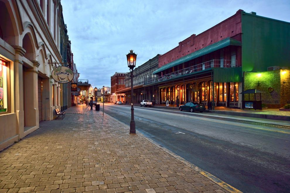 Best Restaurants In Galveston Tx