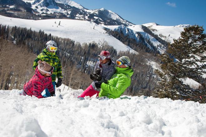 Deer Valley Ski Resort - Best Attractions in Salt Lake City