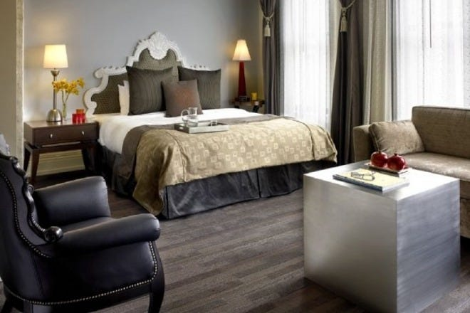 Hotel Slideshow Luxury Hotels In Seattle