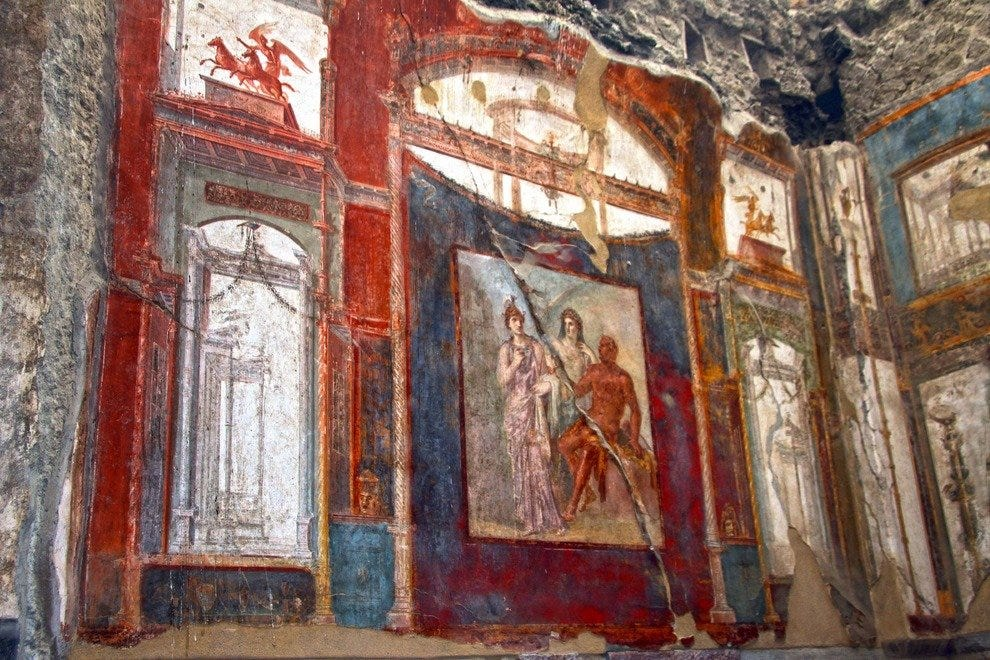 Temple of Augustus, Herculaneum
