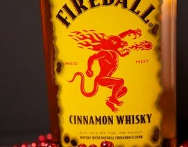 10Best Warms Up with Fireball: It's Cinnamon, Baby!