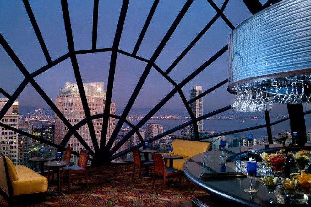 The View Lounge San Francisco Restaurants Review 10best