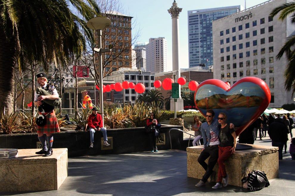 San Francisco's Union Square