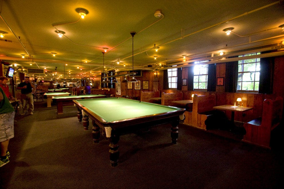 Portland Billiard Pool Bars 10best Billiards Reviews