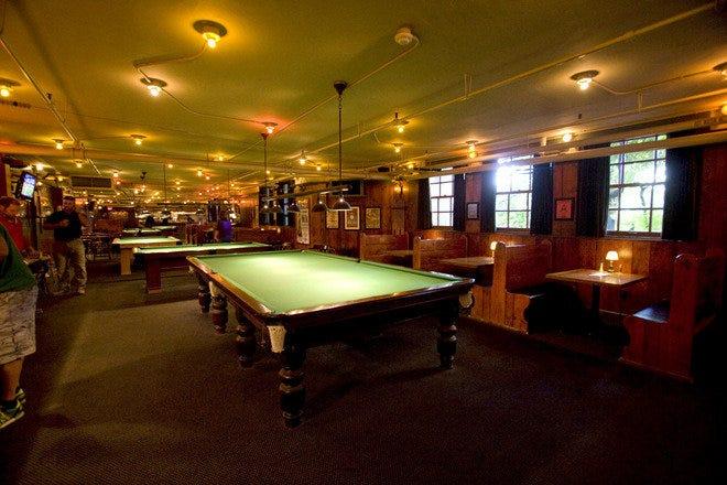 Bars in Portland