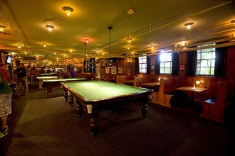 Lucky Staehly's Pool Hall