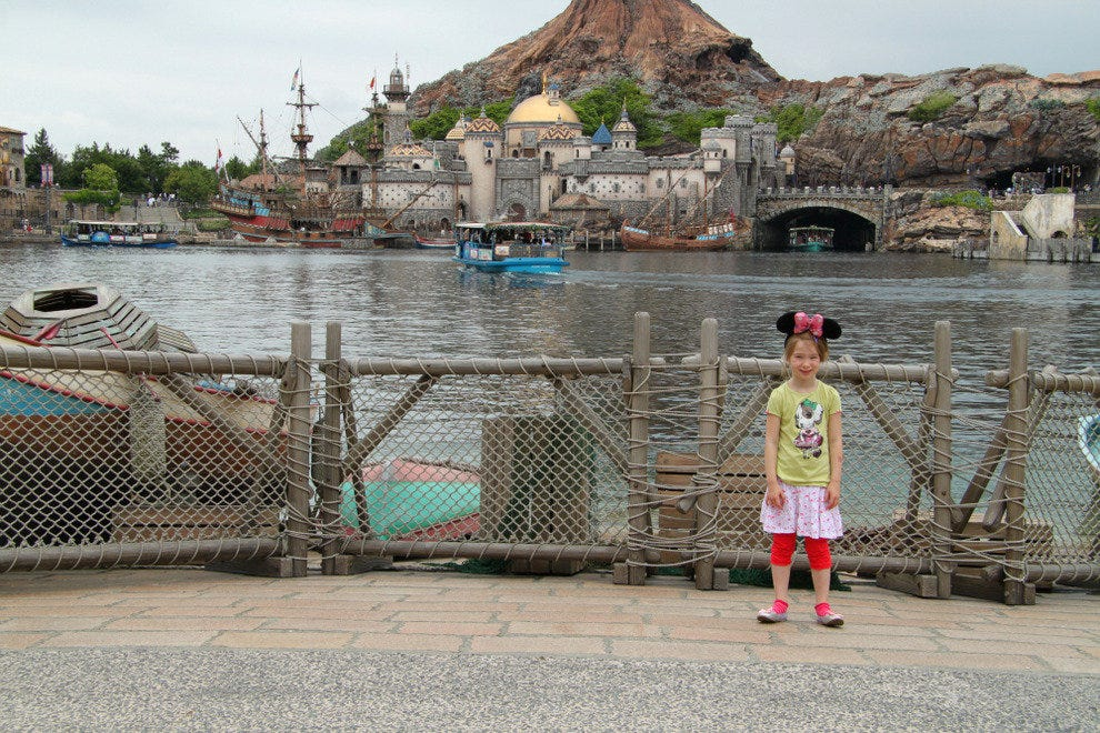 Tokyo DisneySea Houses Sea-Themed Favorites