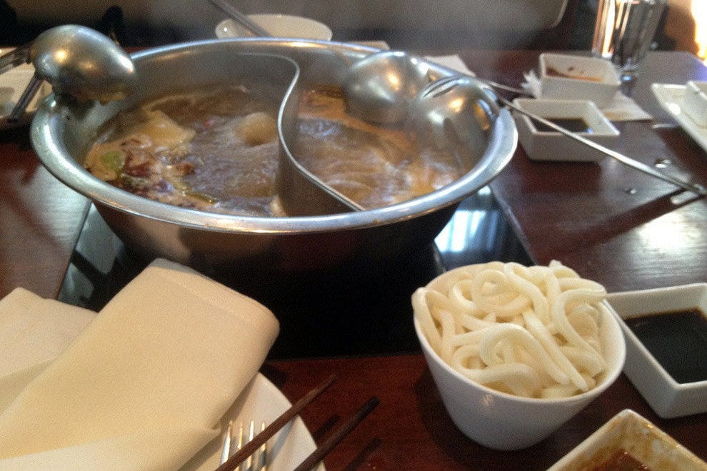 Hot Pot Buffet