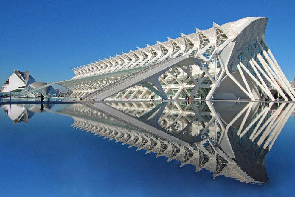 City of Arts & Sciences in Valencia