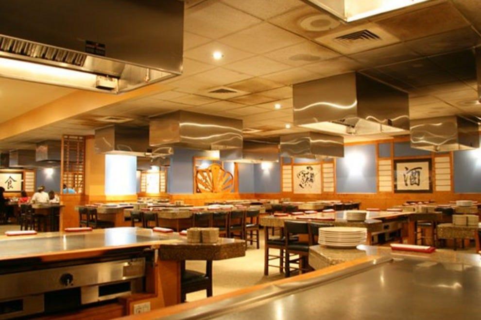 Benihana Japanese Restaurant Montreal