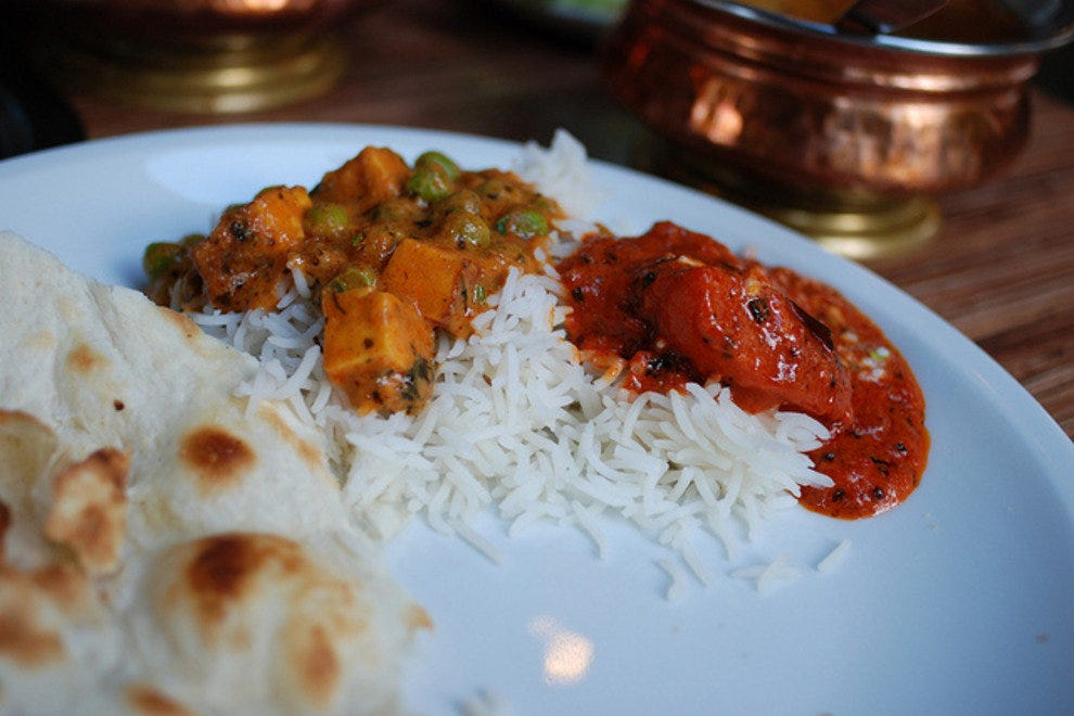 Agni berlin restaurants review 10best experts and for Agni indian cuisine