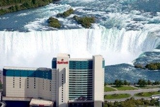 Niagara's Marriott Fallsview Offers Closest View in Town