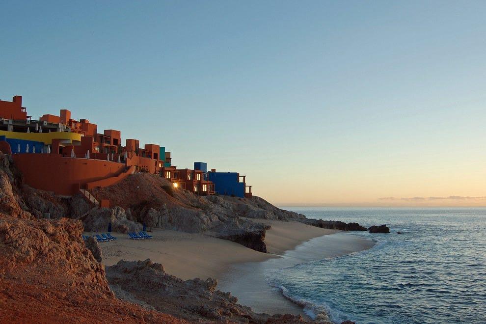 Sunrise in Cabo