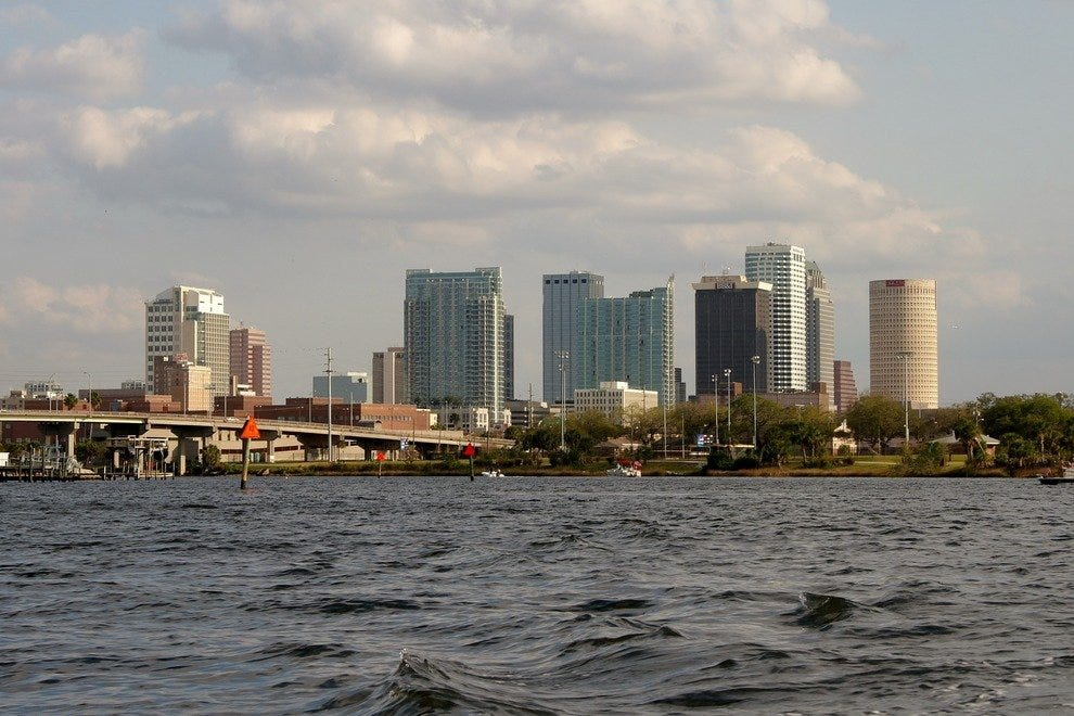Tampa Water Taxi