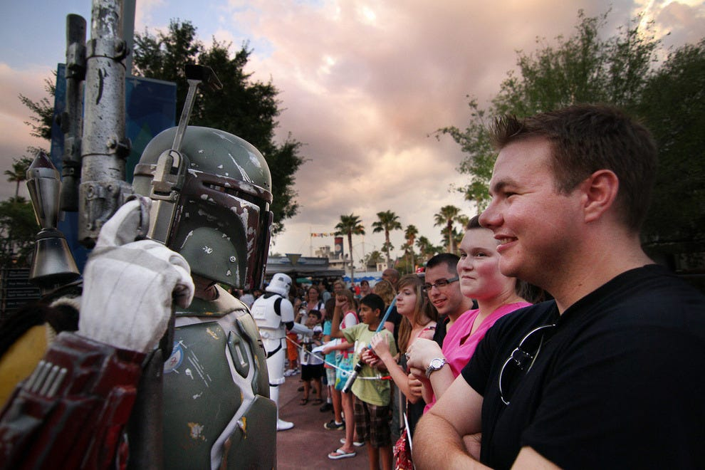 Star Wars comes to life