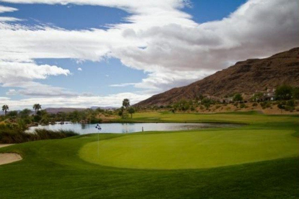 The Mountain Course at Red Rock Country Club