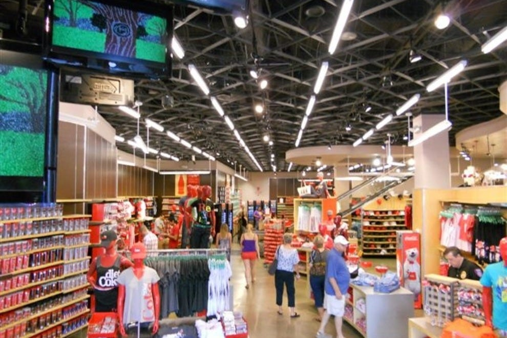 Coca cola clothing store. Cheap clothing stores