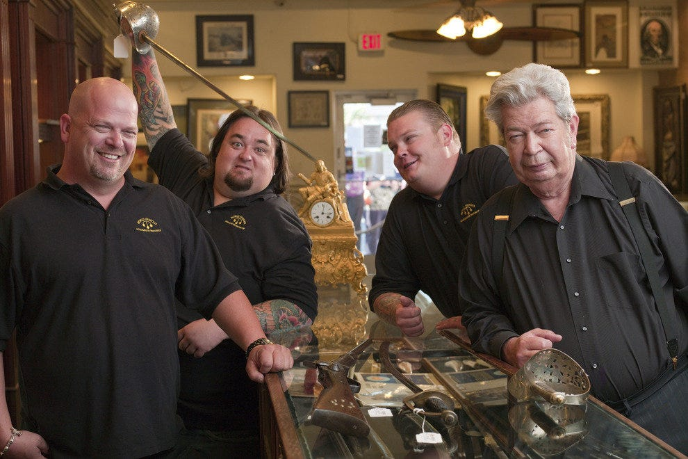 Image result for Gold & Silver Pawn Shop