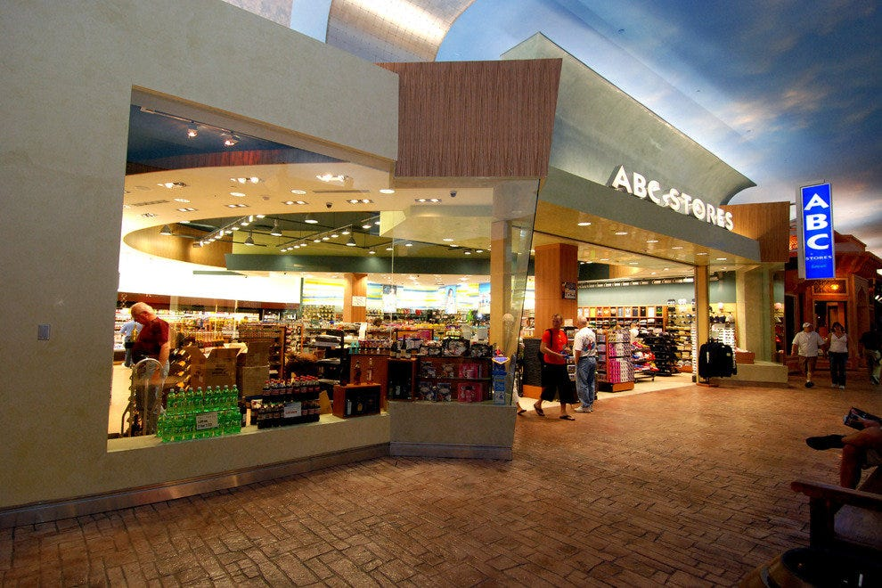 abc stores  las vegas shopping review