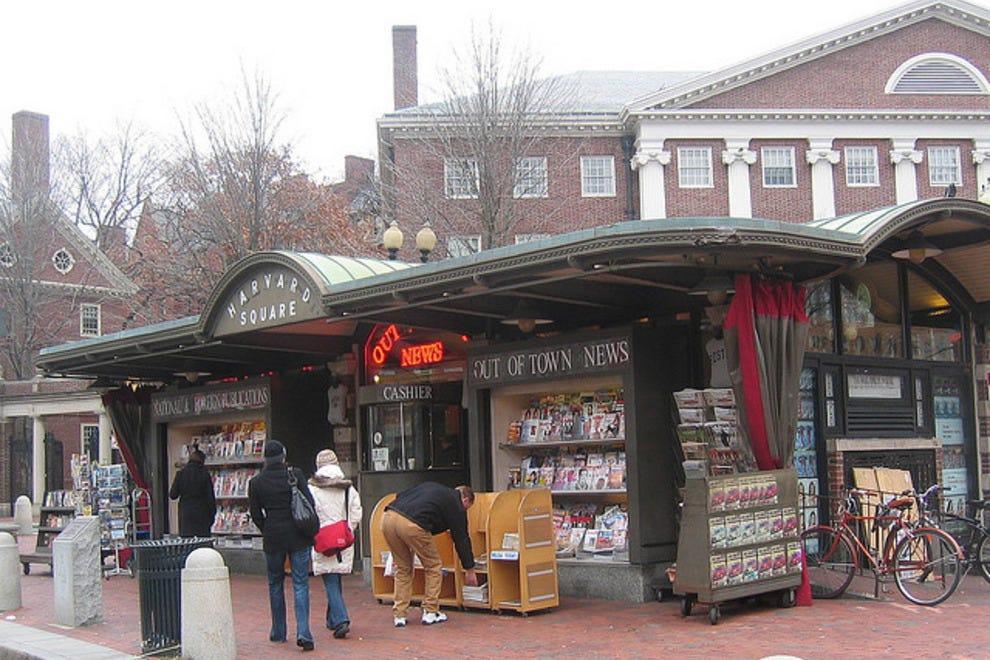 Best Food Around Harvard Square