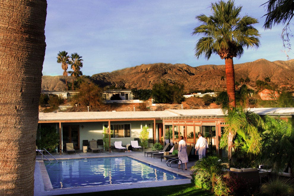 The Spring Resort & Spa, Desert Hot Springs
