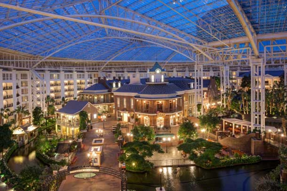 Nashville's romantic resort