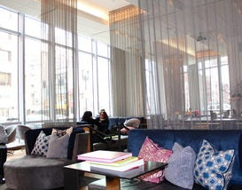 Your Girls' Getaway Awaits at W Boston