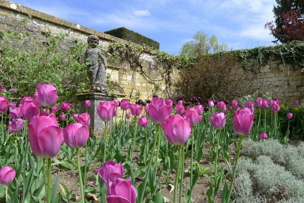 Sudeley Castle Gardens, Gloucestershire